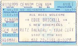 Edie Brickell 1991
