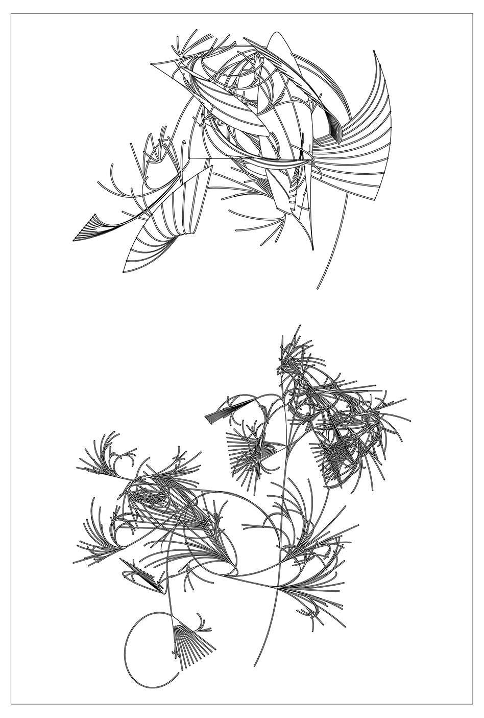 Digital Sketchbook 02c - Space and Paper