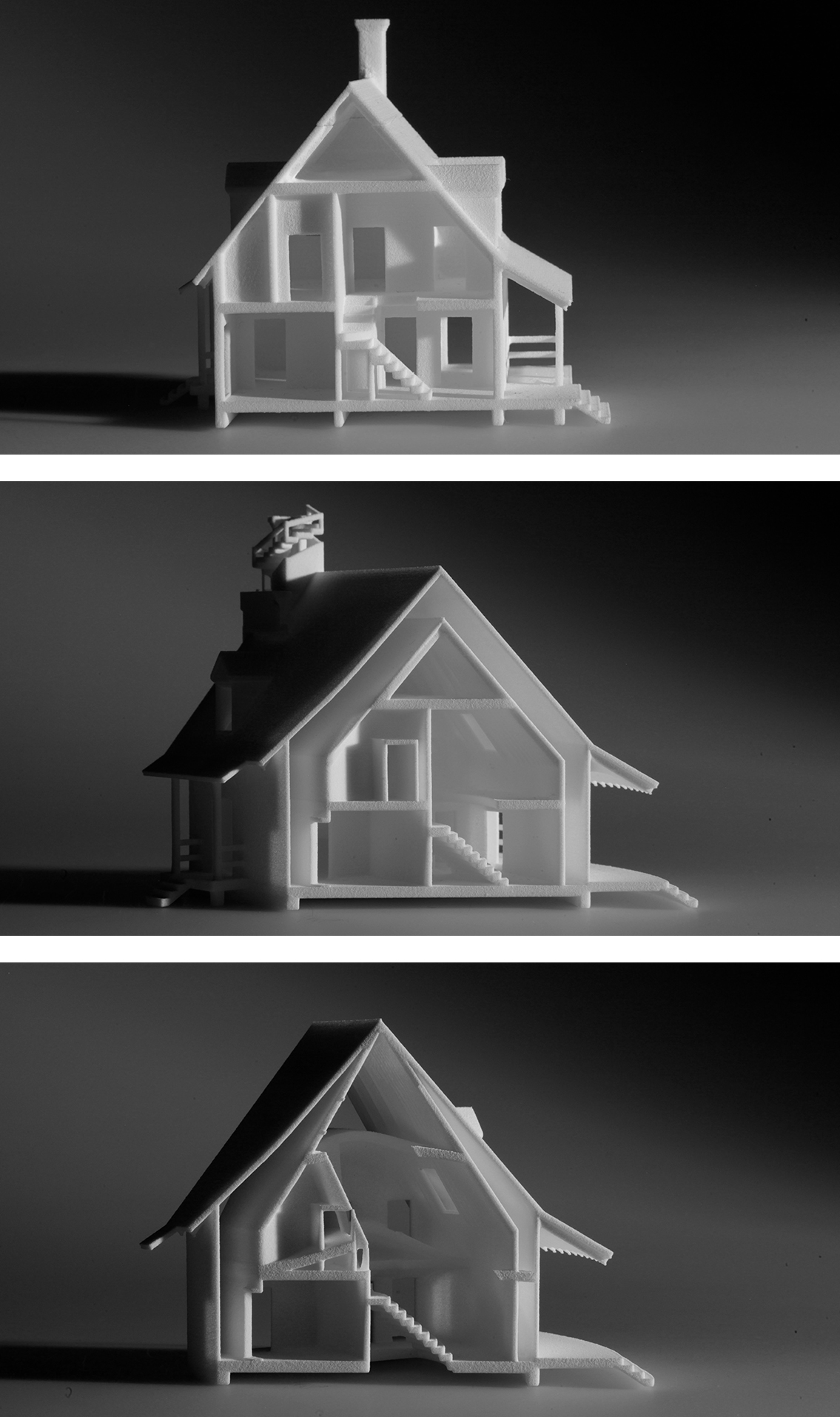 3D Printed House Developments - House of Leaves - Space and Paper
