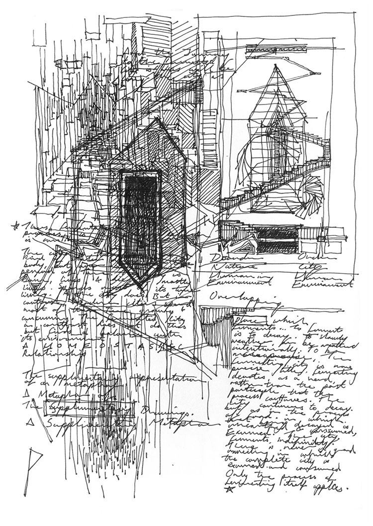 Sketchbook 03a - Space and Paper