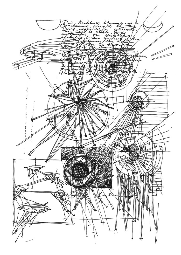 Sketchbook 03c - Space and Paper