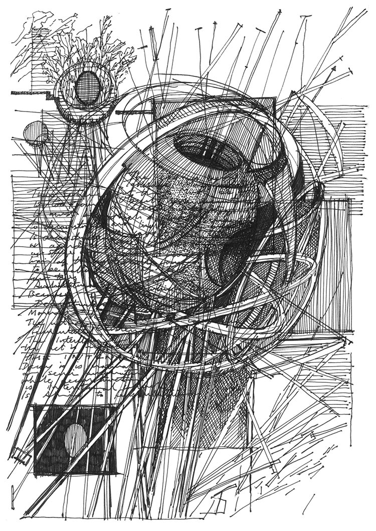 Sketchbook 03d - Space and Paper