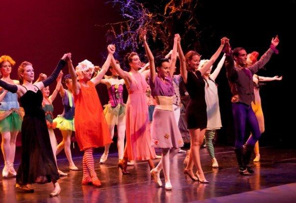 Director/Choreographer of Cinderella the Ballet