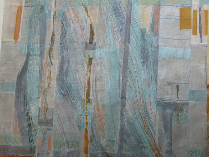 Lesley Woodward Wall Hanging