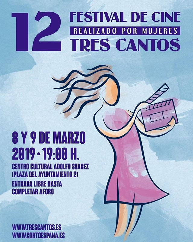 Entramos en el Festival de Cine dirigido por Mujeres! 🥰 Enhorabuena a todas las directoras!! 🎉 Pasarea was selected to participate in a film festival of short films directed by women! Congrats to all the #womendirectors!! @cortoespana #cortometrajesdirigidopormujeres #cortoespaña . . #filmmaking #shortfilm #directedbywomen #womeninfilm #cortometraje #cine #femalefilmmaker #actress #filmproduction #indiefilm #filmfestivalselection #filmfestival #solidarity #awareness #rompelacadena #humantrafficking #sextrafficking #officialselection #masmujeres #directedbywomenspain