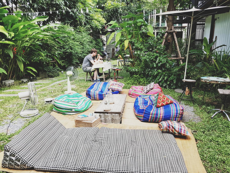 yard hostel bangkok thailand