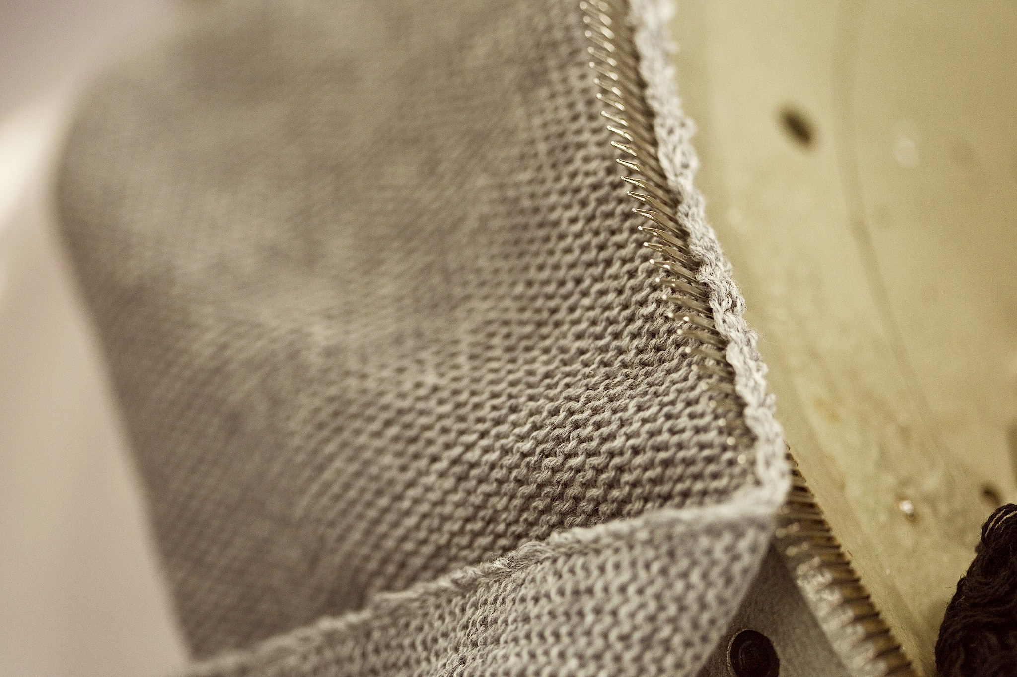 Here is the yarn used to make the finest cashmere apparel exclusively for YAMAA.
