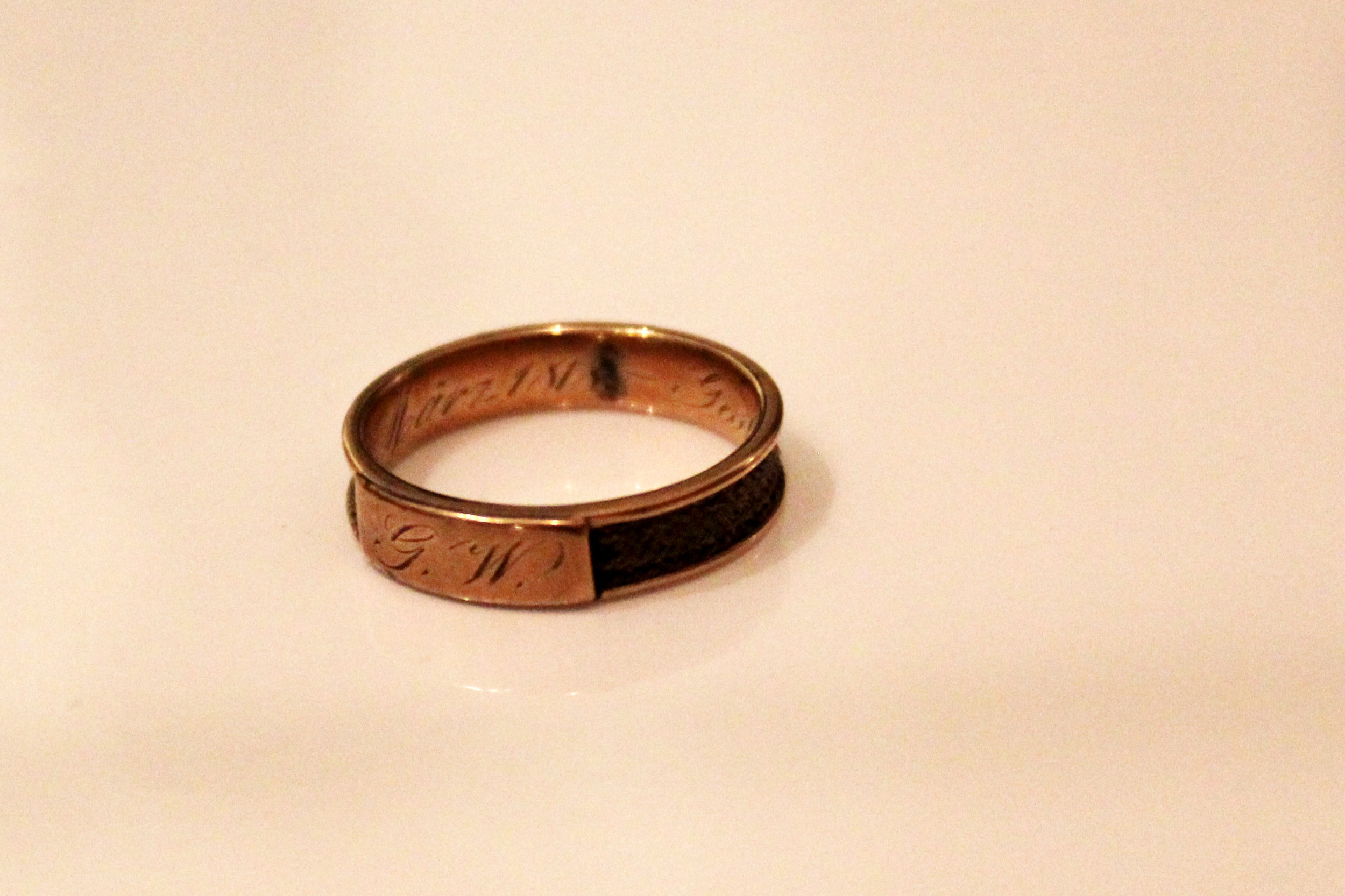 The ring that started it all...