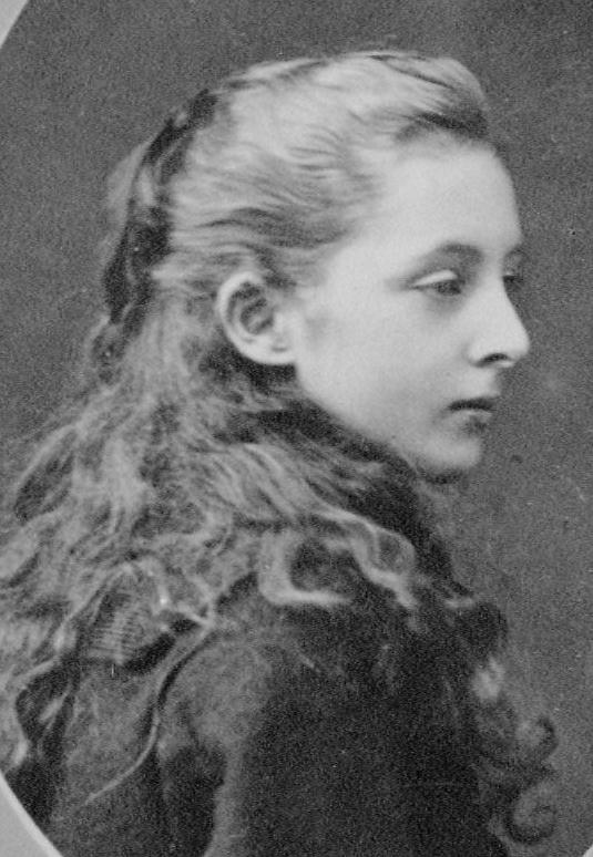 Cicelie Haigh; 1875 (in Paris)