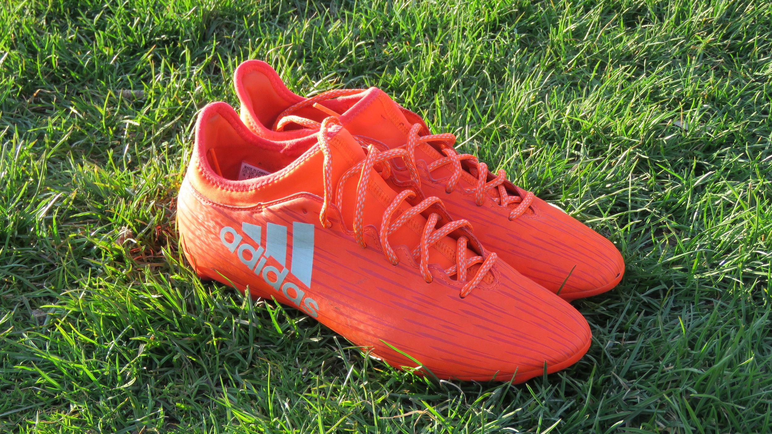 Adidas X 16.3 FG.