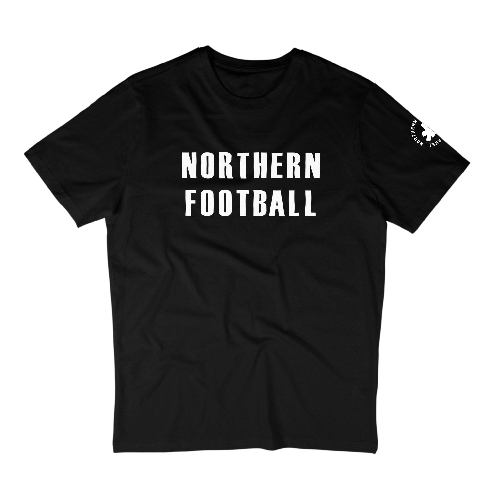 Northern Football Team Tee (Black)