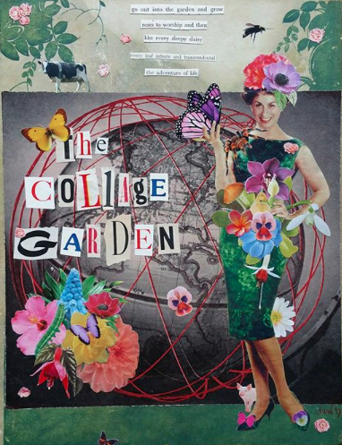 Interview with the 2017 Collage Garden Host, Juliette Pestel