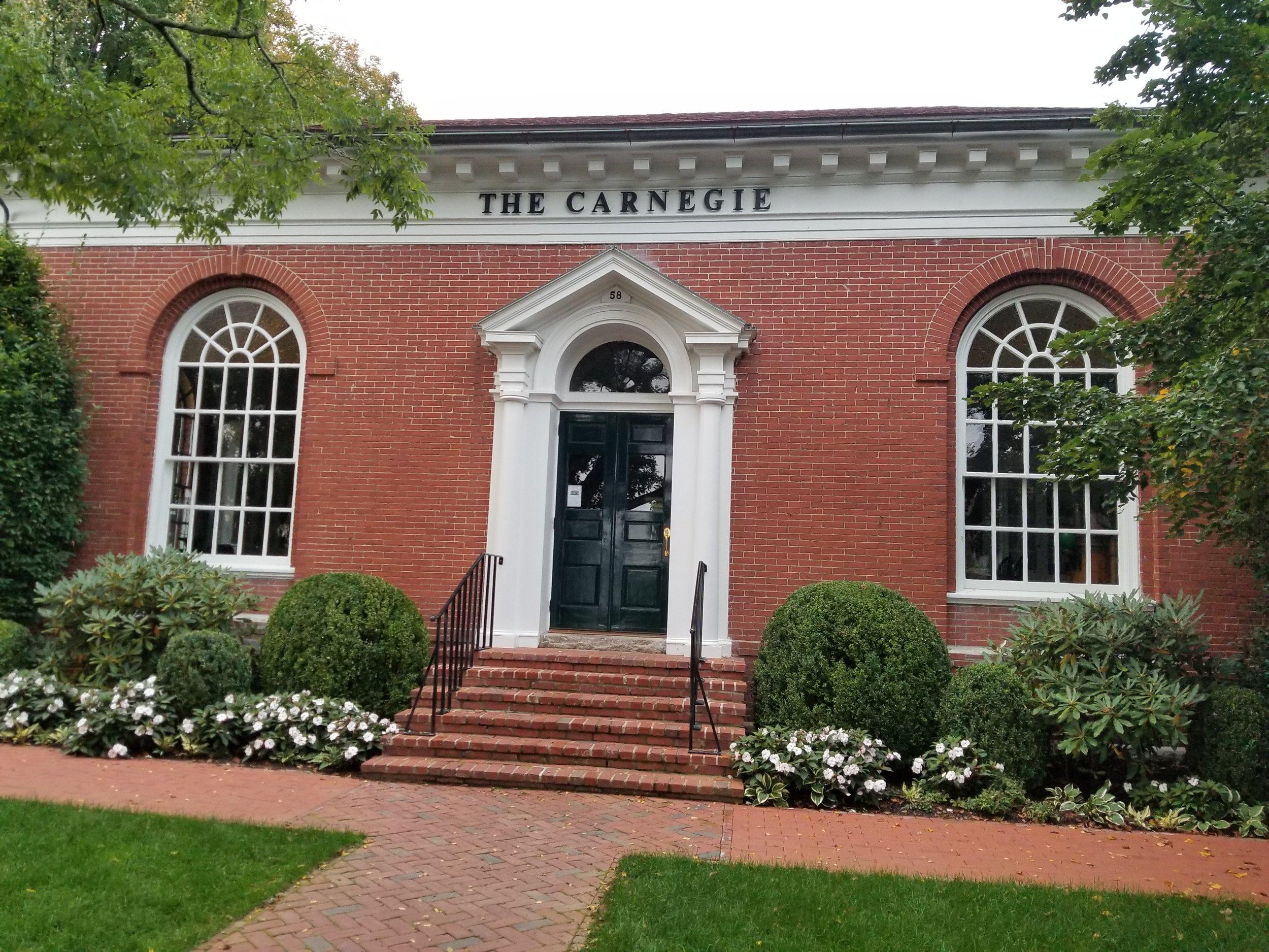 Carnegie Library - Edgartown, MA