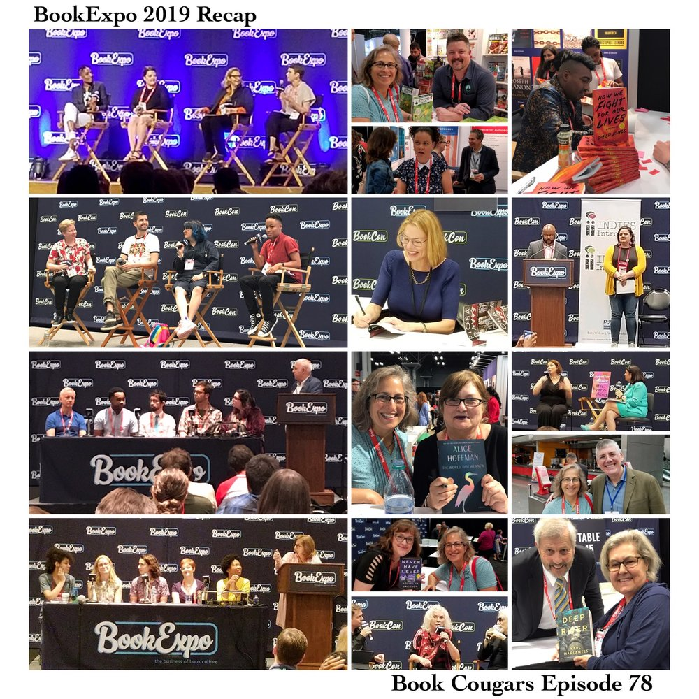 Podknife - Book Cougars Podcast by Chris Wolak and Emily Fine
