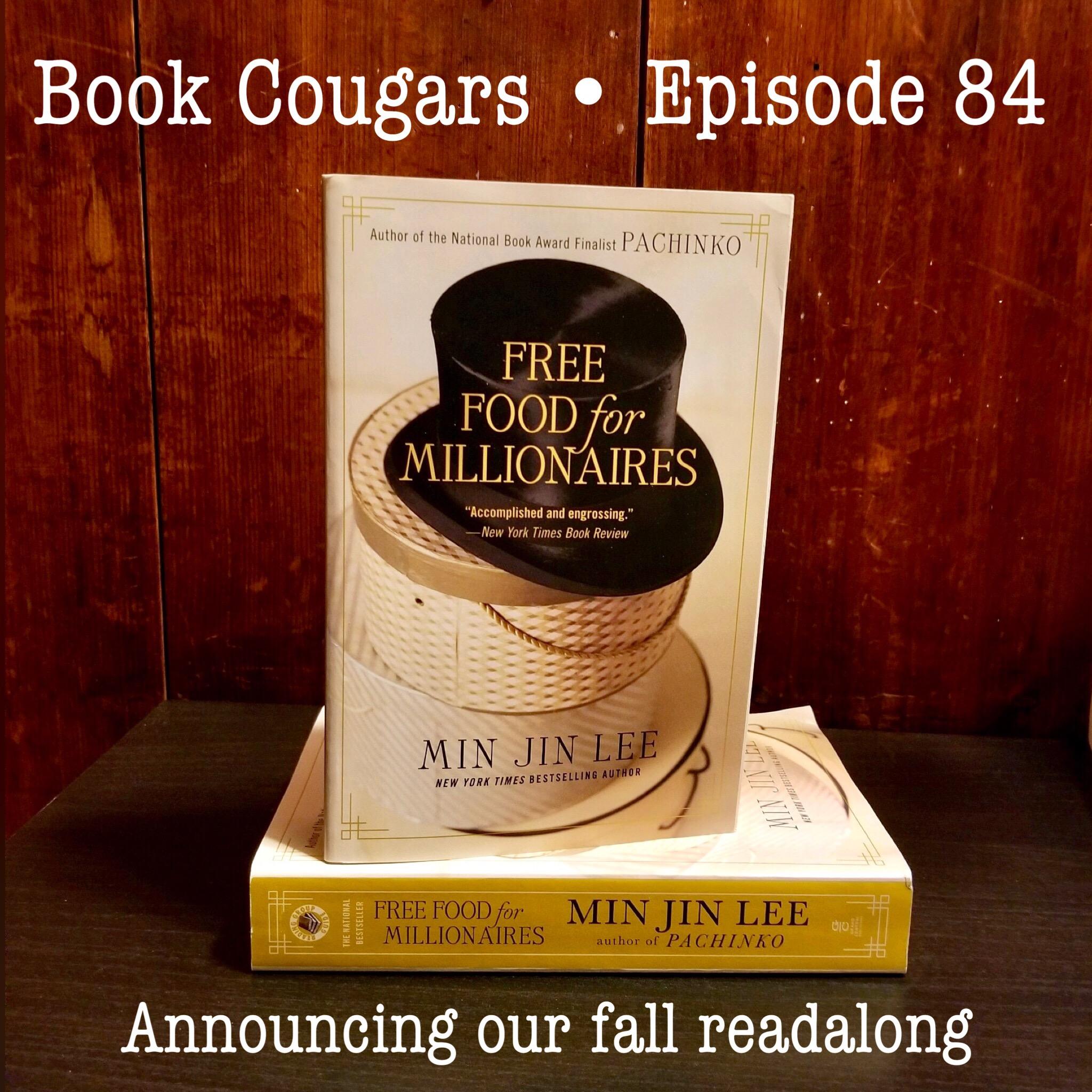 Book Cougars Podcast — Book Cougars Podcast