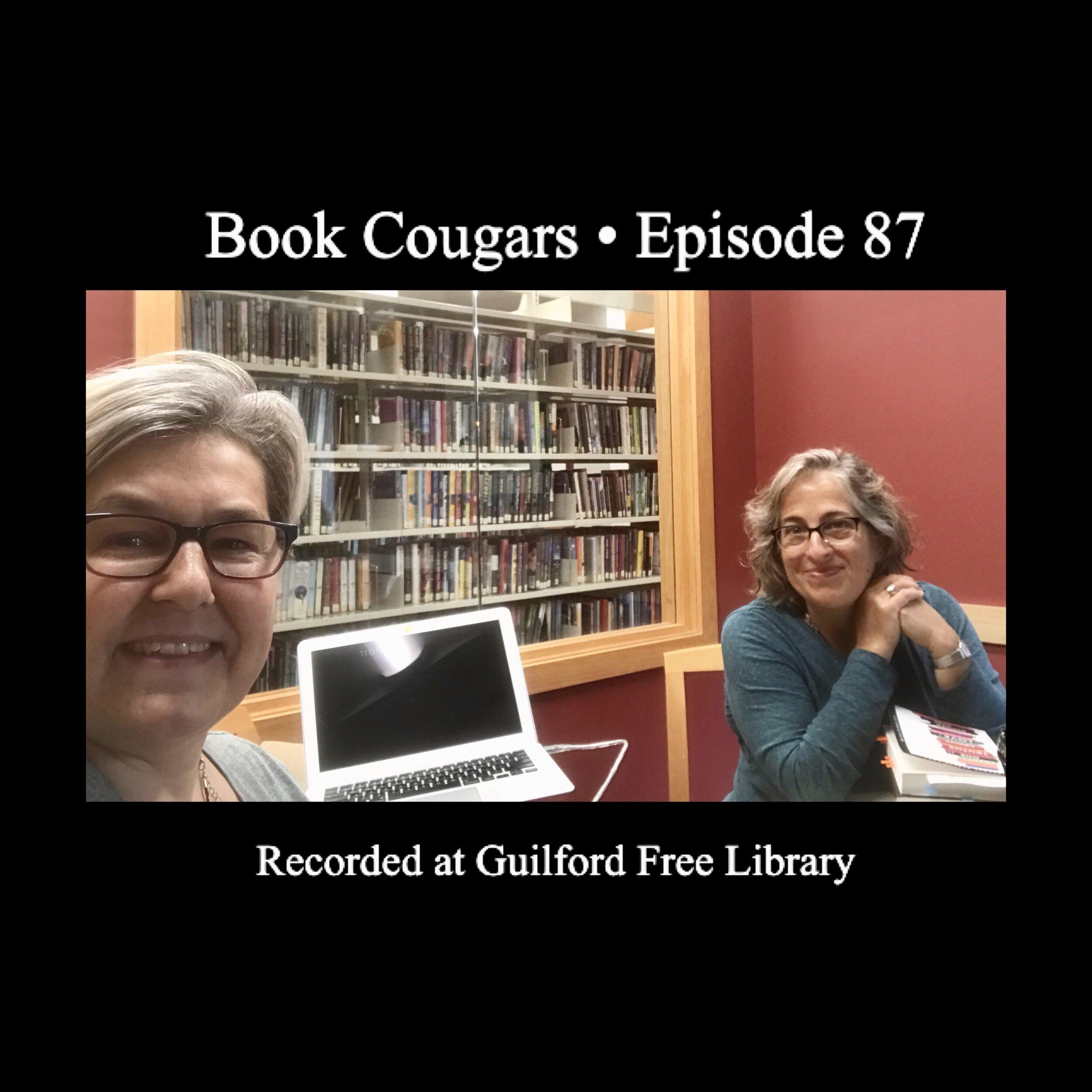 Book Cougars - Episode 87.jpeg