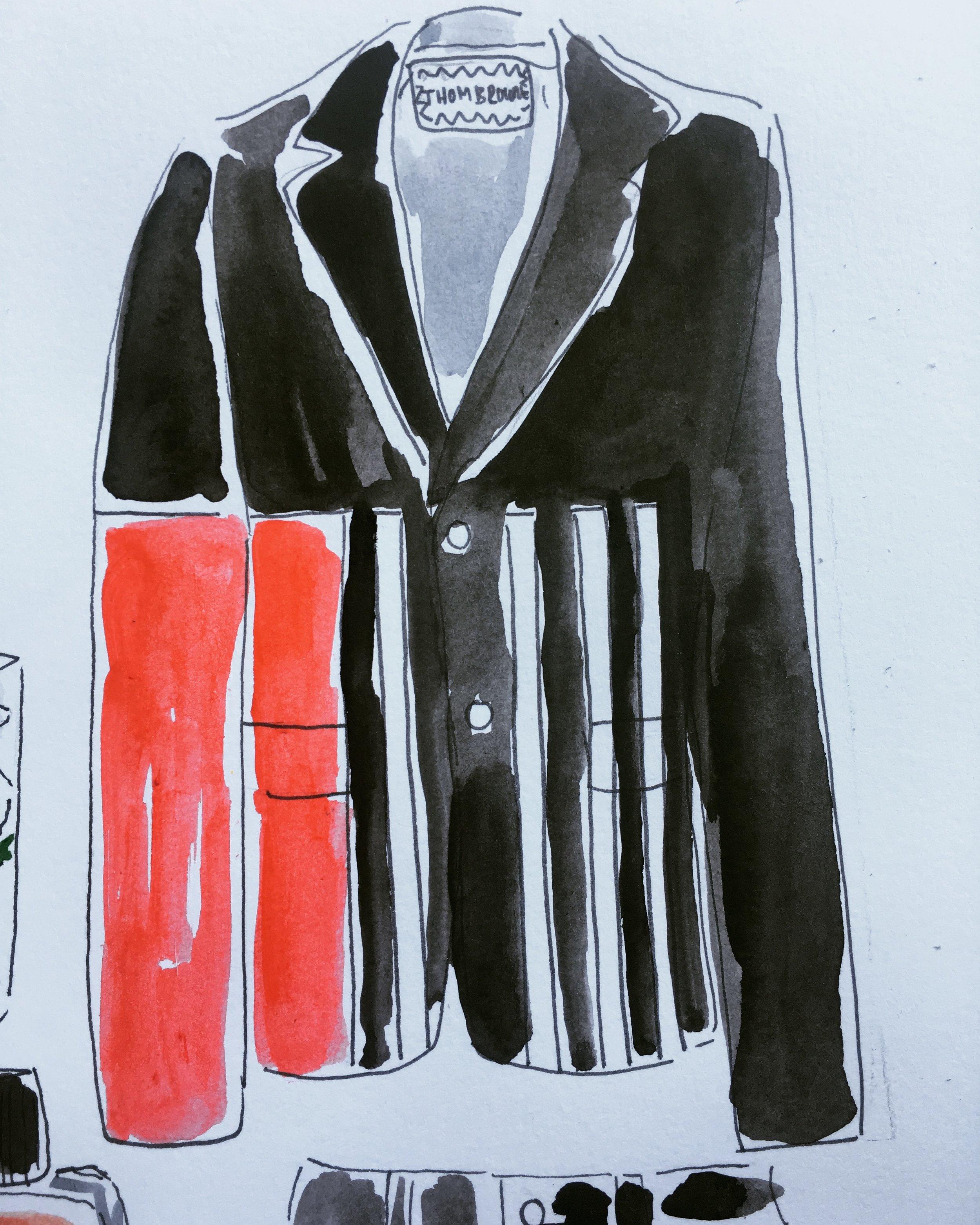 Thom Browne Sportscoat