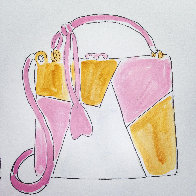 Mark Cross Handbag, shop the look in  The Finds !