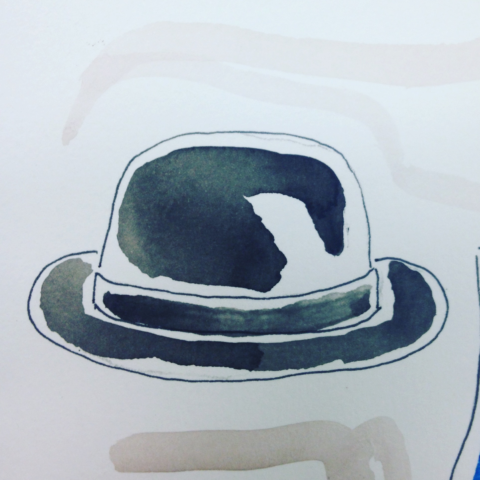 Anderson & Sheppard Felt Hat available here.
