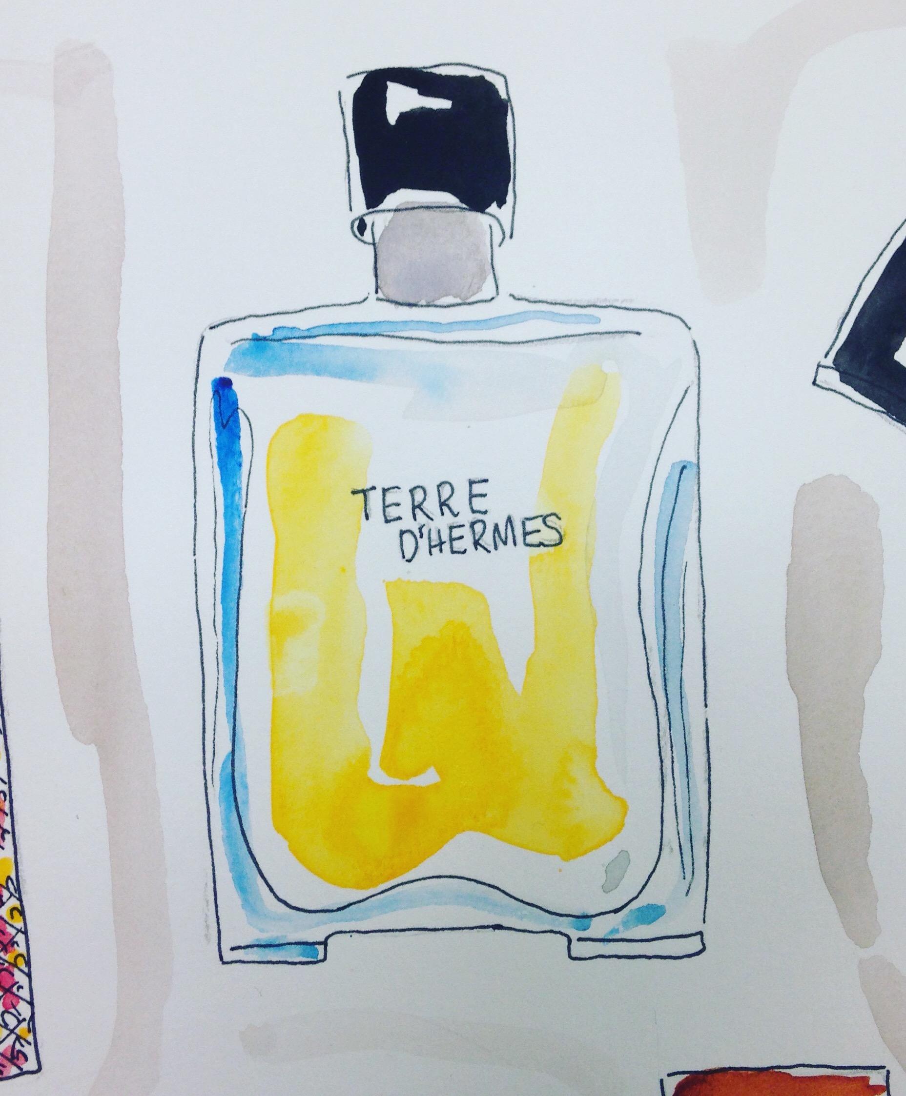 Terre D'Hermes fragrance