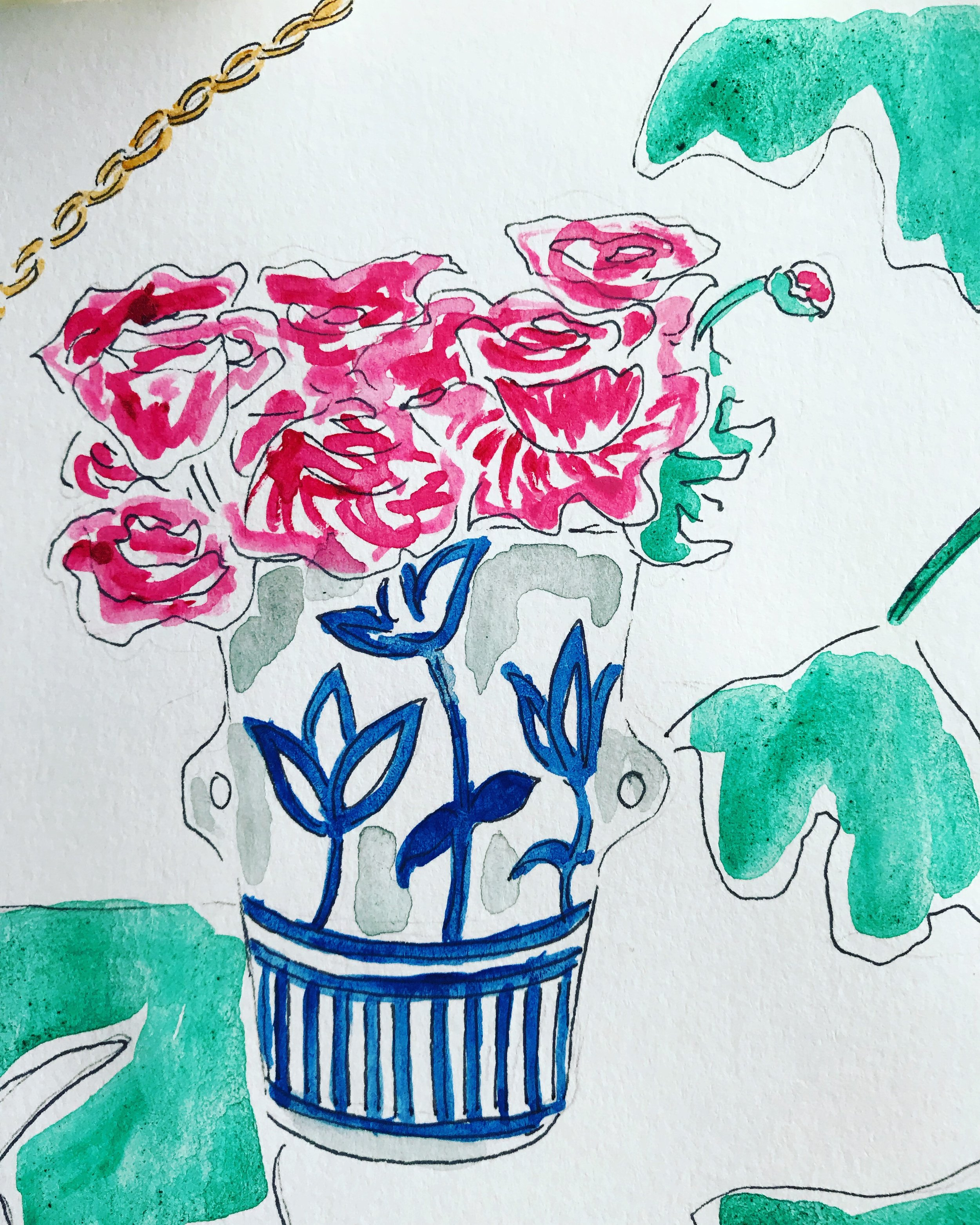 Aerin Lauder vase available  here.