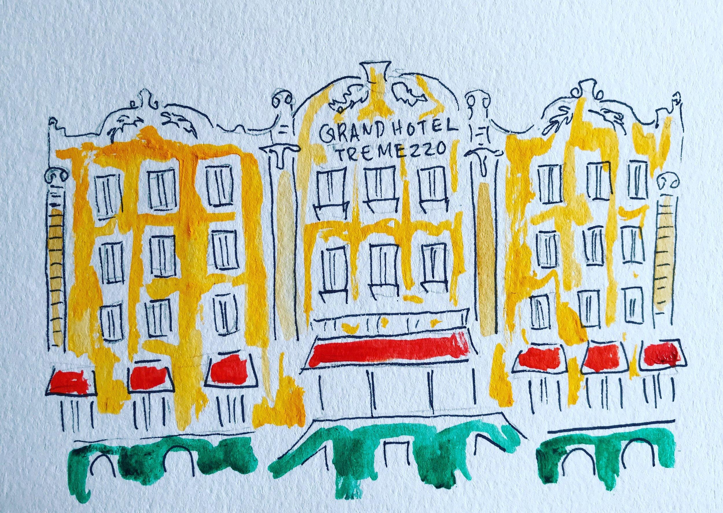 Grand Hotel Tremezzo Italy