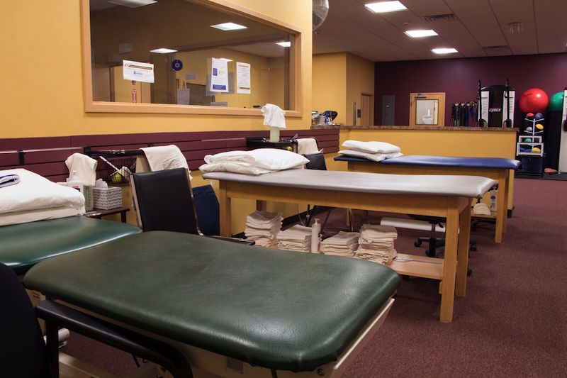 We have a number of open area treatment tables.