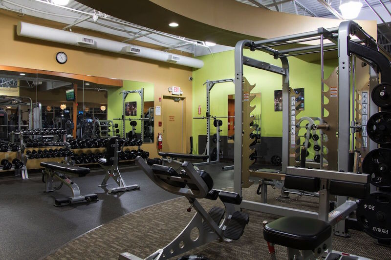 We work closely with the personal trainers at Anytime Fitness to help establish individualized exercise programs for anyone wishing to continue exercising when they are done with PT.