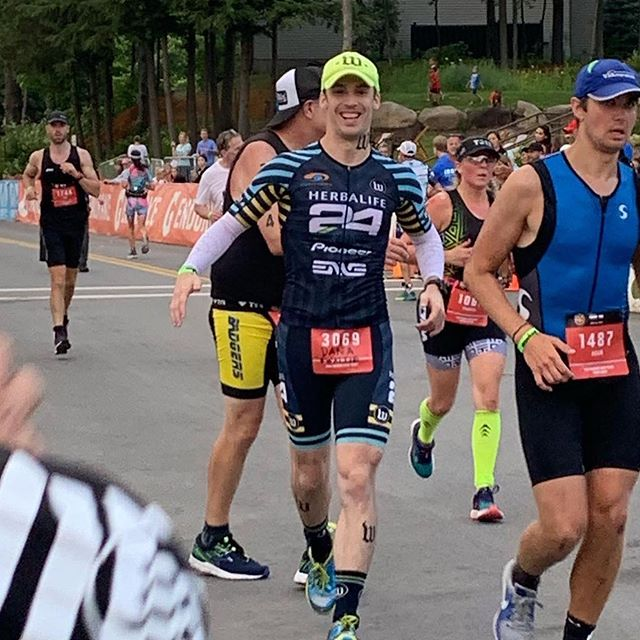Huge congratulations to Dana Breeden on successfully completing the prestigious Ironman Lake Placid.  An Ironman event requires athletes to swim 2.4 miles, bike 112 miles and run a full marathon! (26 miles) This was Dana's 3rd Ironman finish and had an impressive finish time of 12:55:23.  Wow!  Congrats, Dana and thanks for providing your patients with some extra inspiration this week!