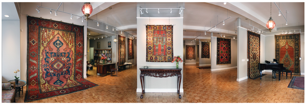 Art To Walk On, Armenian Carpets & artifacts exhibition 2014, 16 South Palm Avenue, Downtown Sarasota The Exhibition is hung chronologically and begins with carpets from the 18th century.