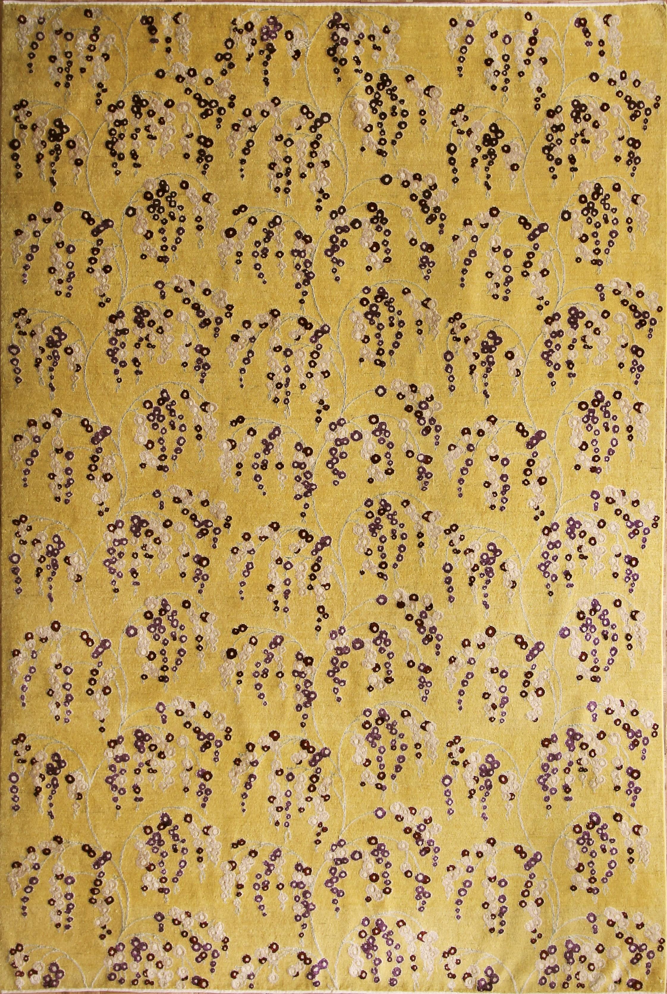 218 Gashgai Kashkuli, Persia, silk and wool 6'8'' x 9'10''