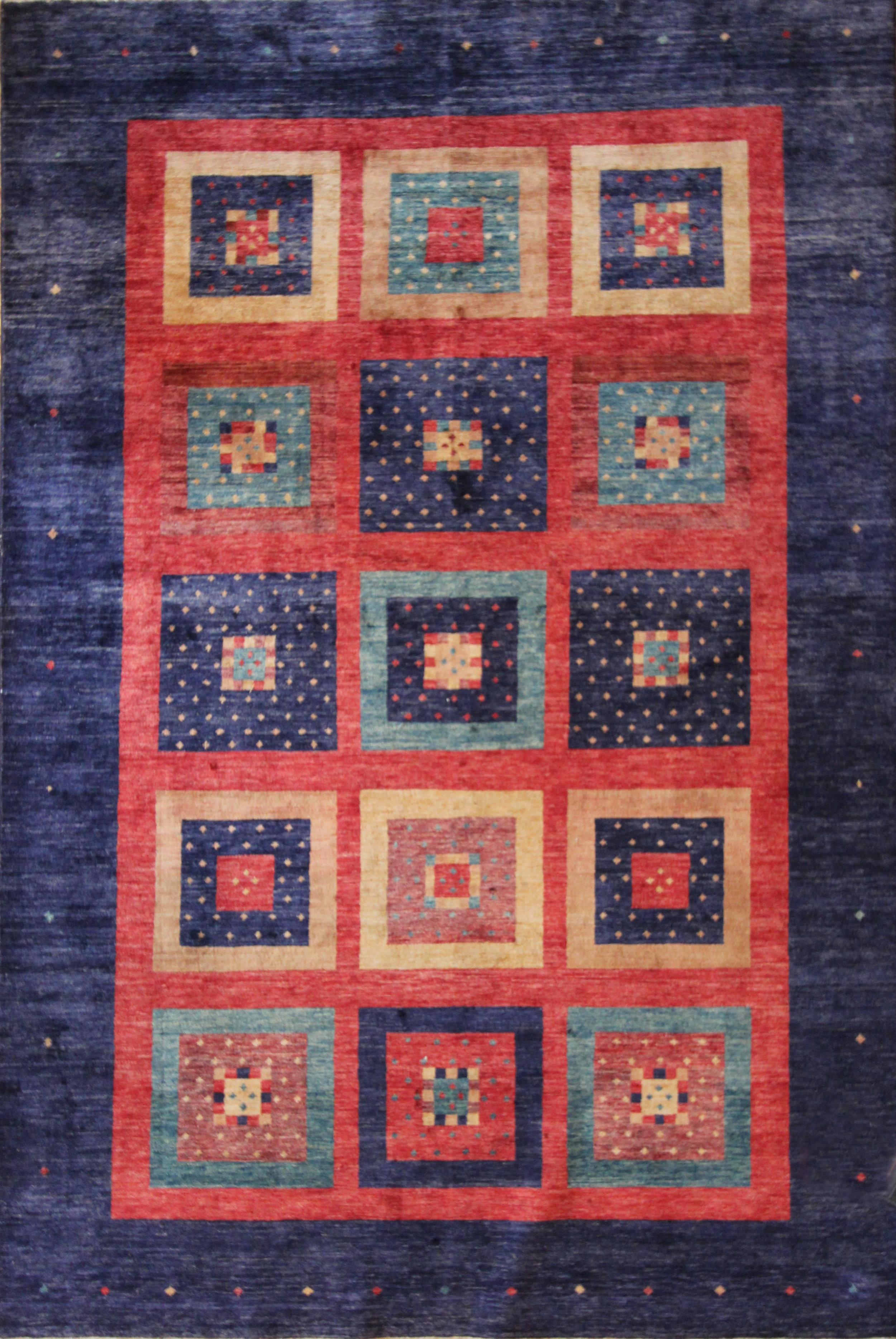 228 Aryana Gabbeh, Afghanistan, 6'x9'