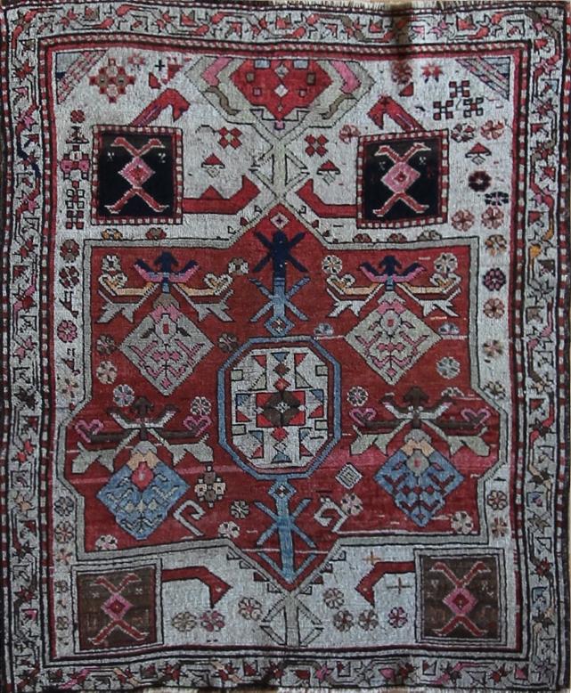"""549 Armenian Karabagh 4'x4'6"""""""