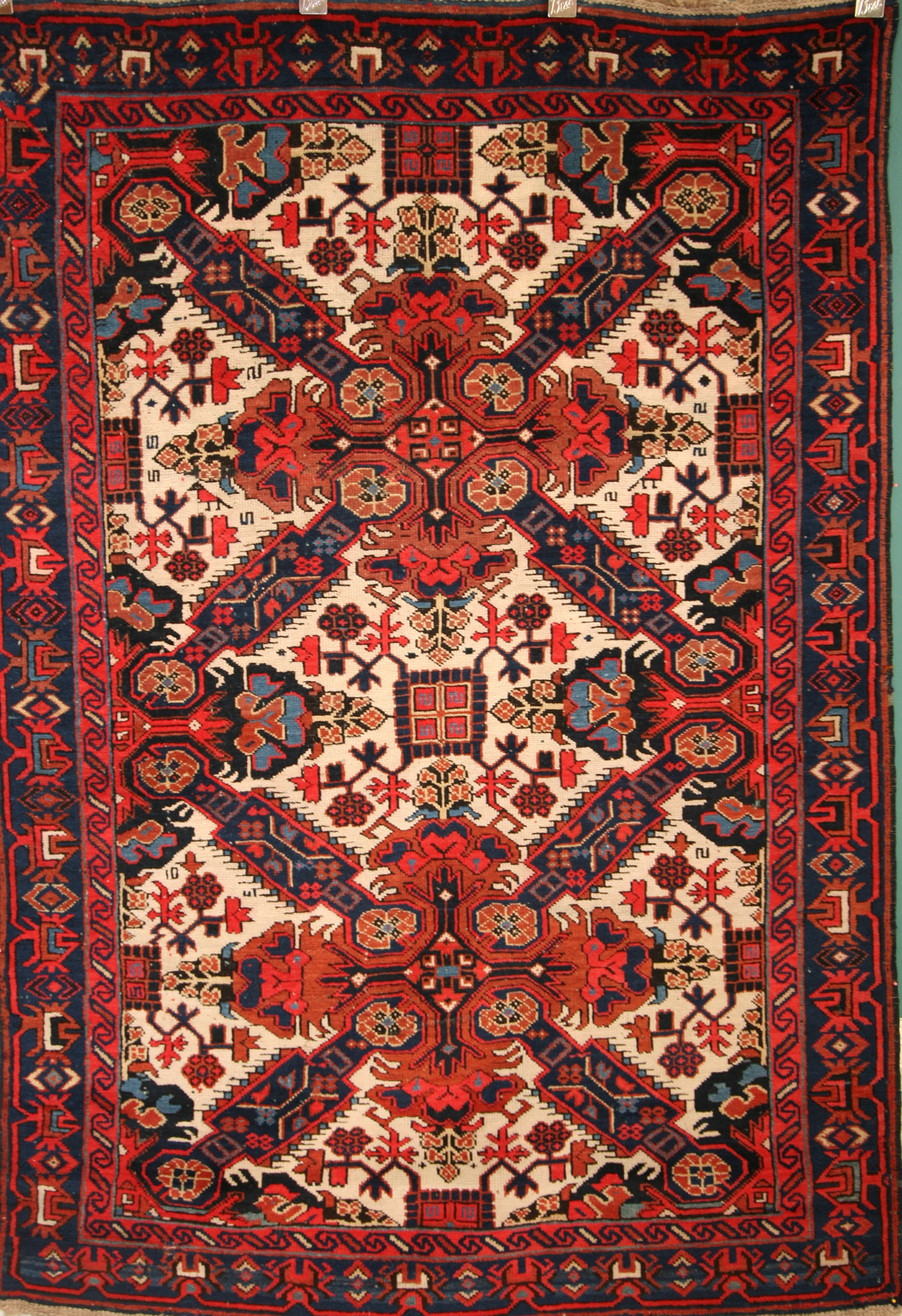64 Armenian Seichour, Woven in the Baku Area, circa 1880, 3'7'' x 5'5''