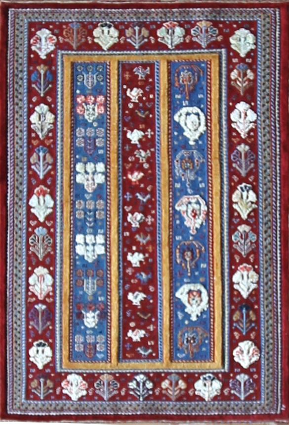 713 Balouch, Persia, 2'7'' x 3'11''