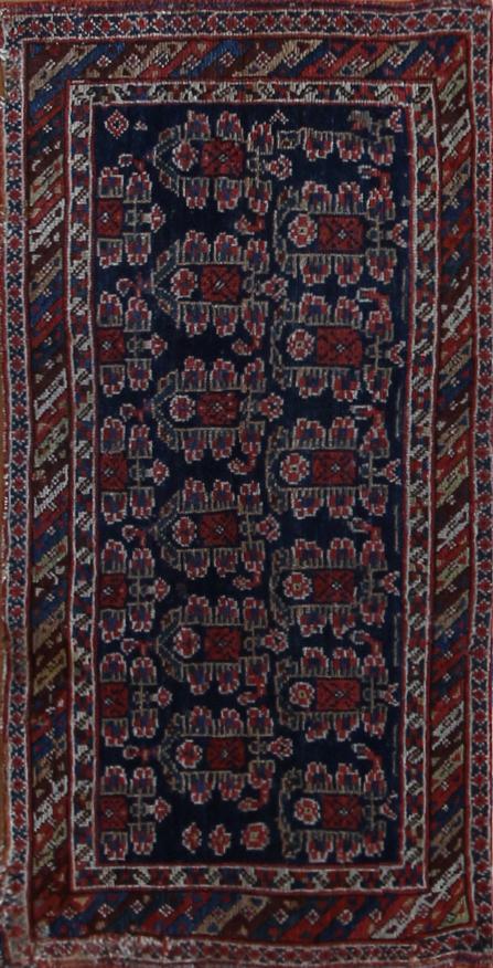 "554 Afshar bag persia 1'6"" x 2'11"""