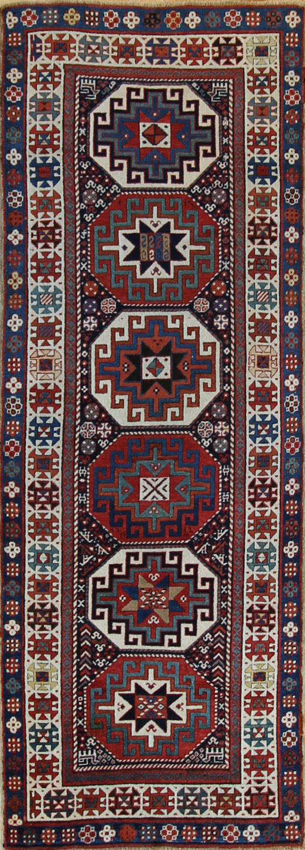 829 armenian kazak caucasus 3'x9'