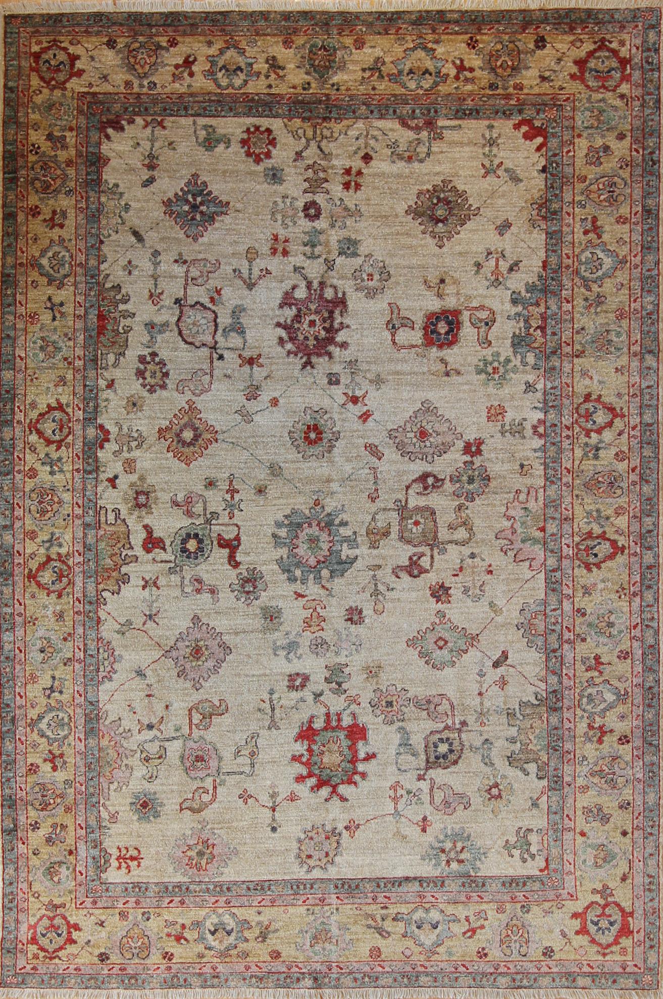 899 Mahal Turkey 6'x9'