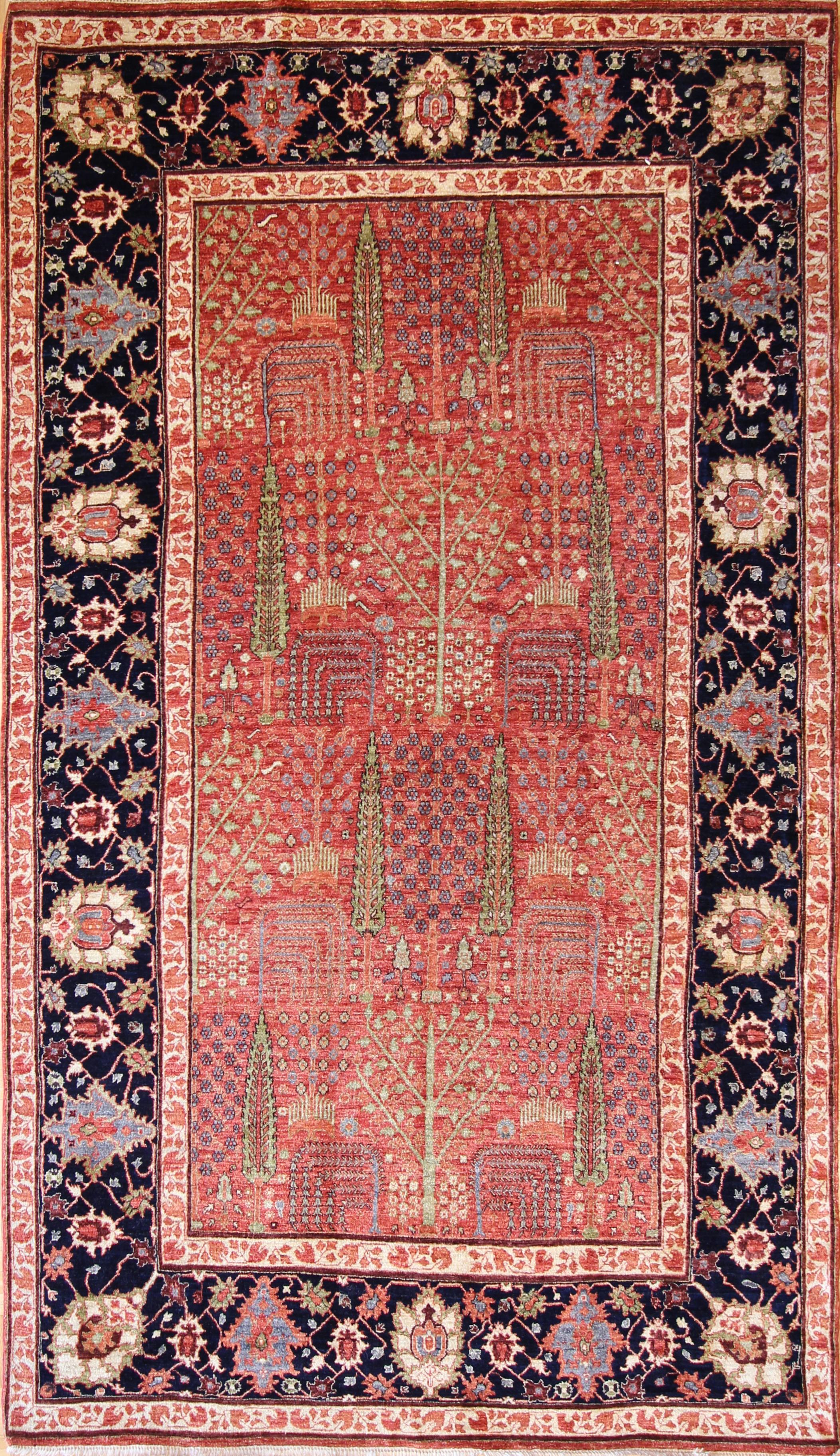 "962 Bidjar Afghanistan 6'x10'4"""