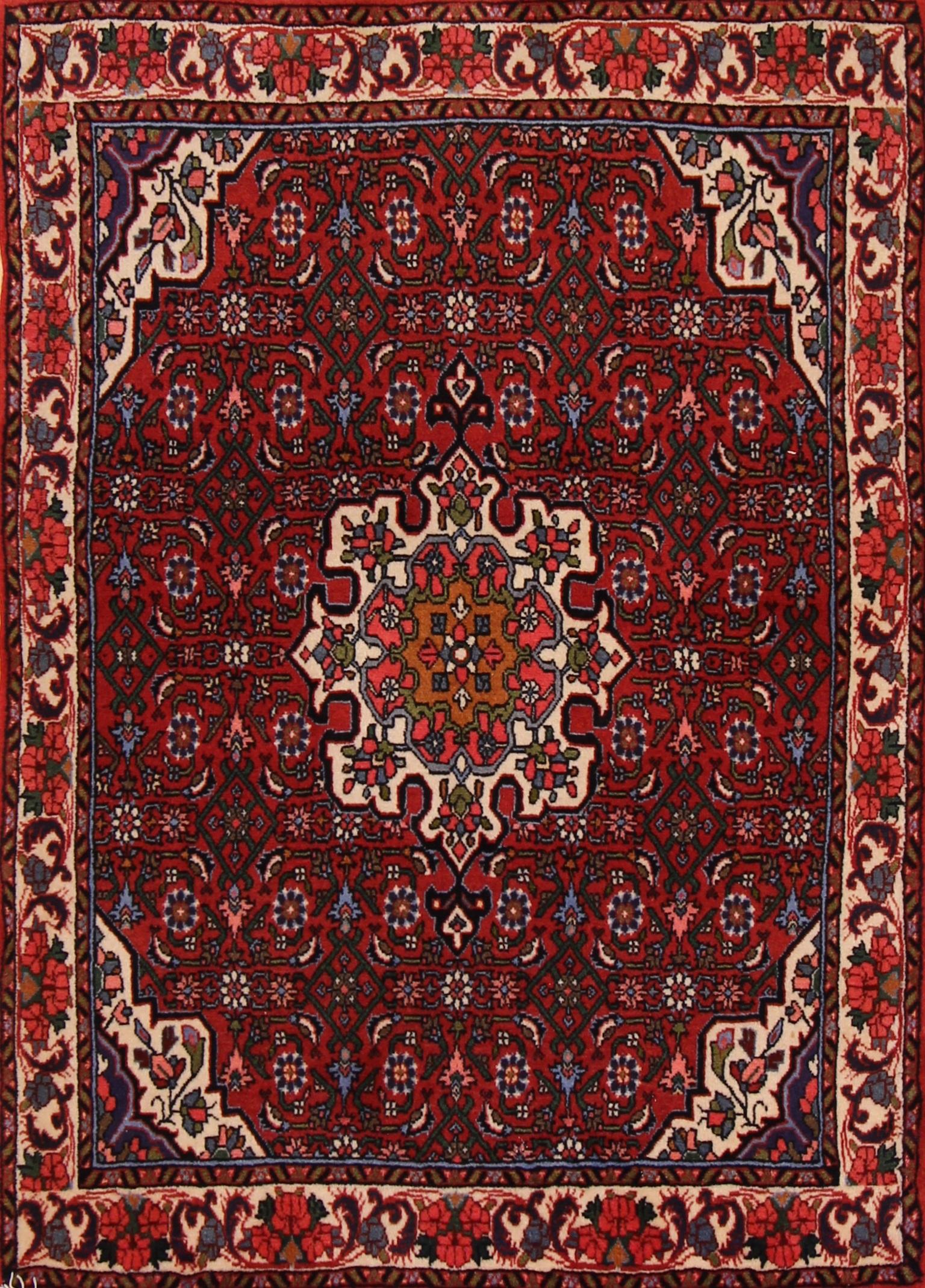 """974 Bidjar, Persian, 3'4"""" x 5'2"""""""