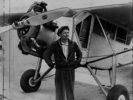 corrigan with cap and plane.jpg