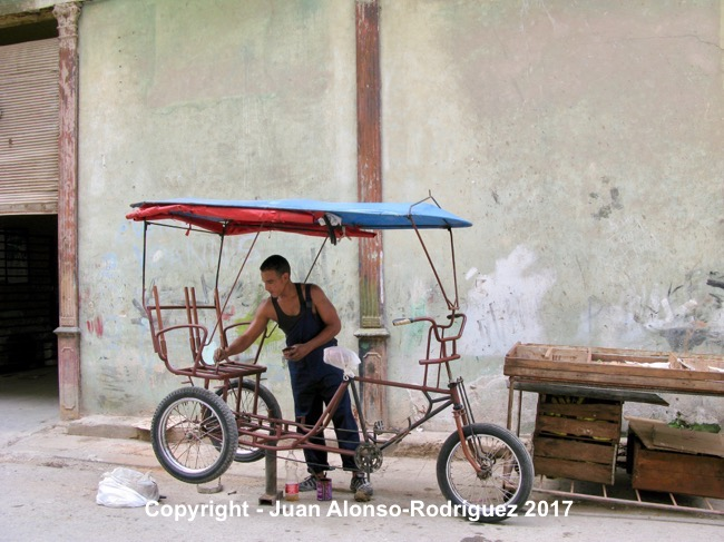 Reparos, Havana, Cuba