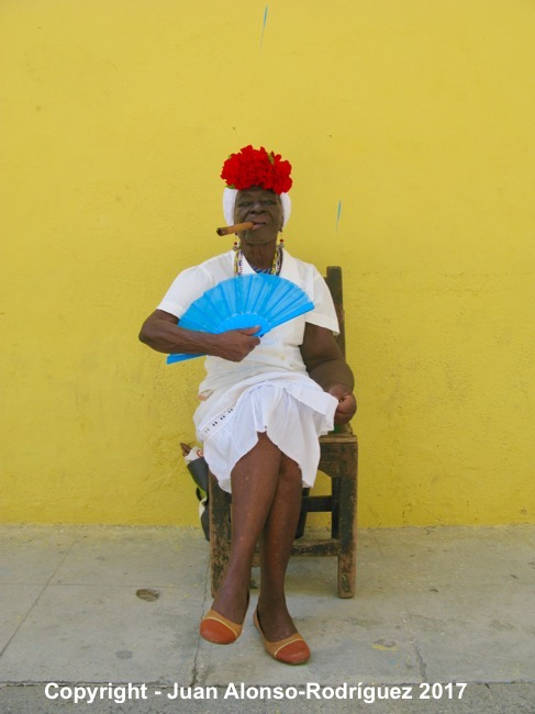 Dama, Havana, Cuba