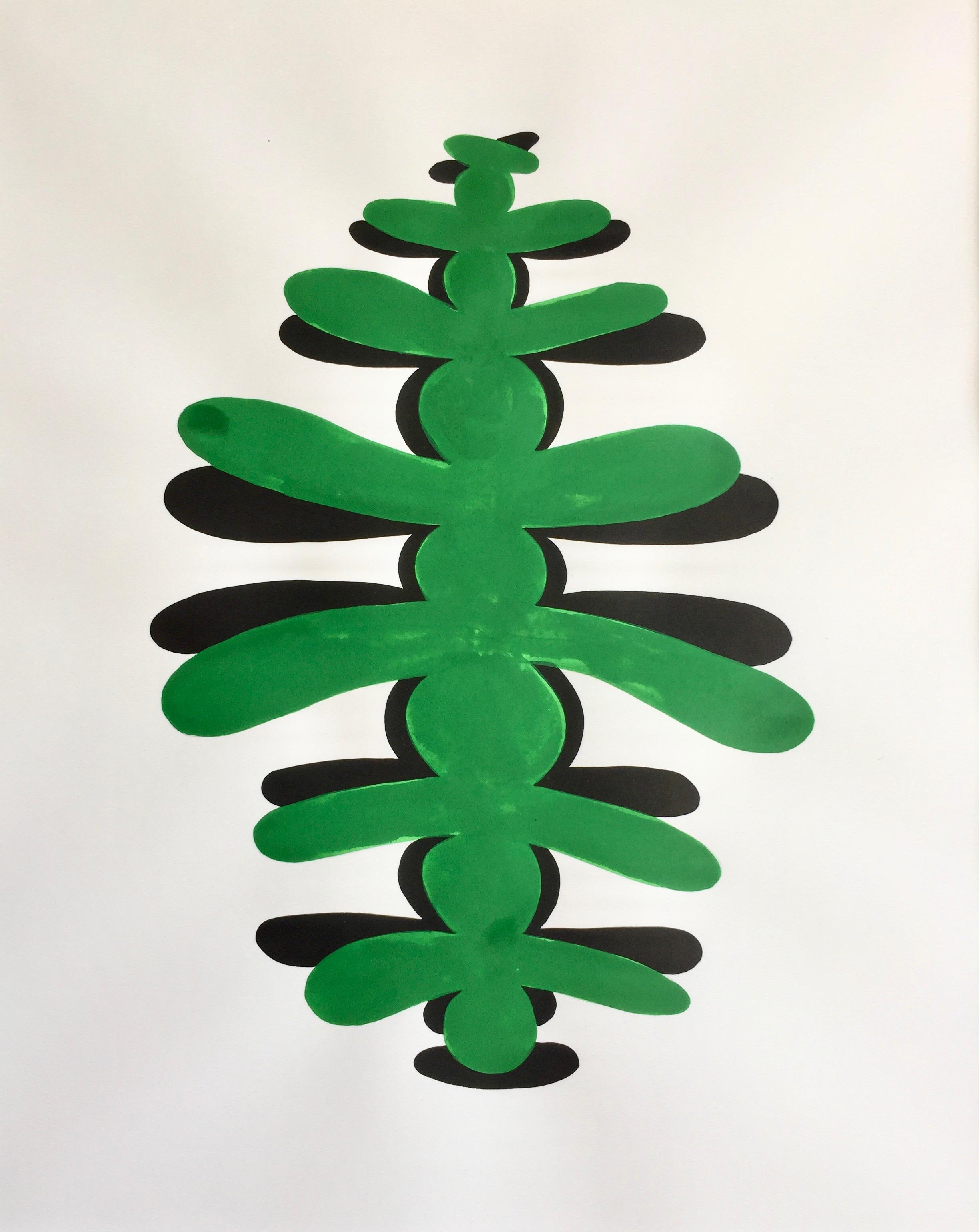Palm Desert - 6 Variations - B (green/grass)