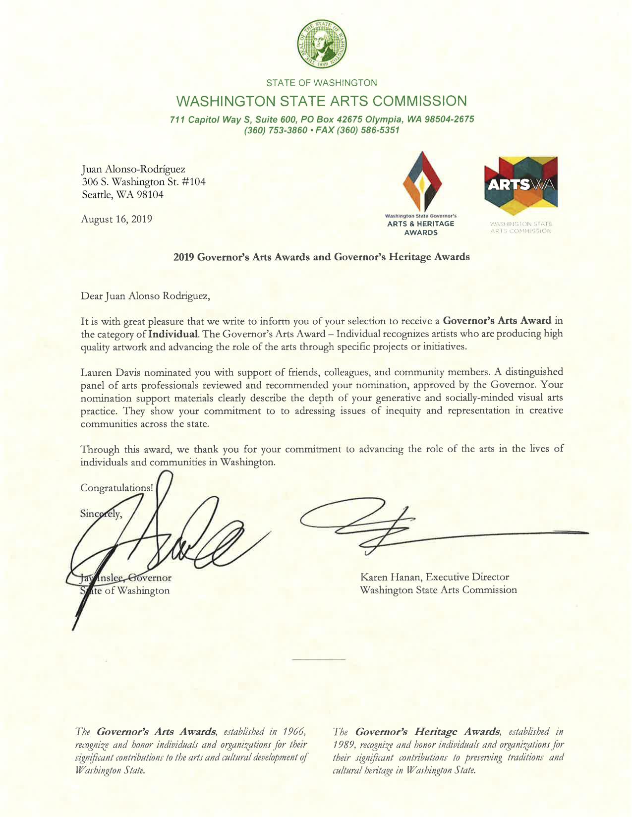 Juan Alonso-Rodriguez 2019 Award Letter.jpg