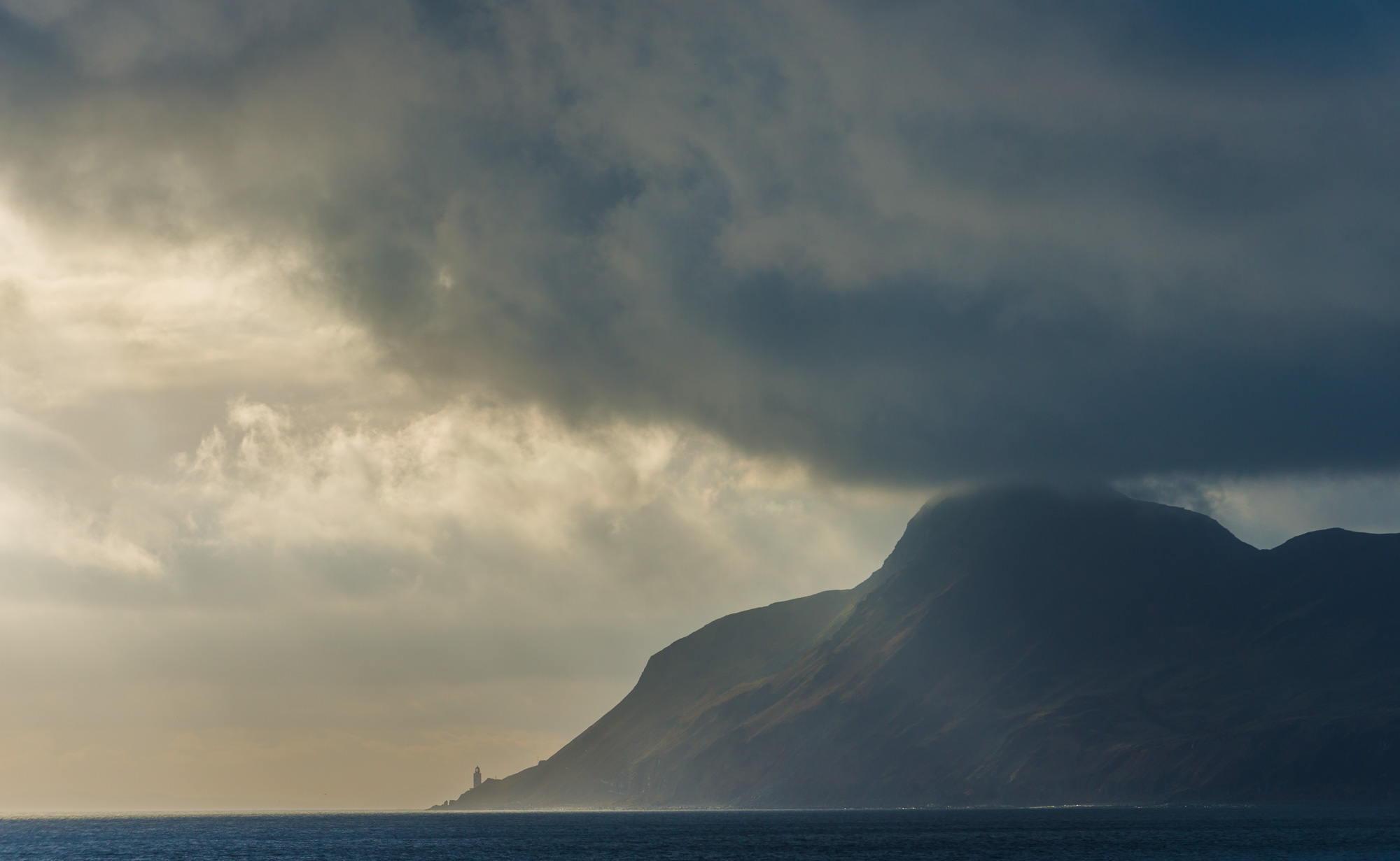 Leaving Arran