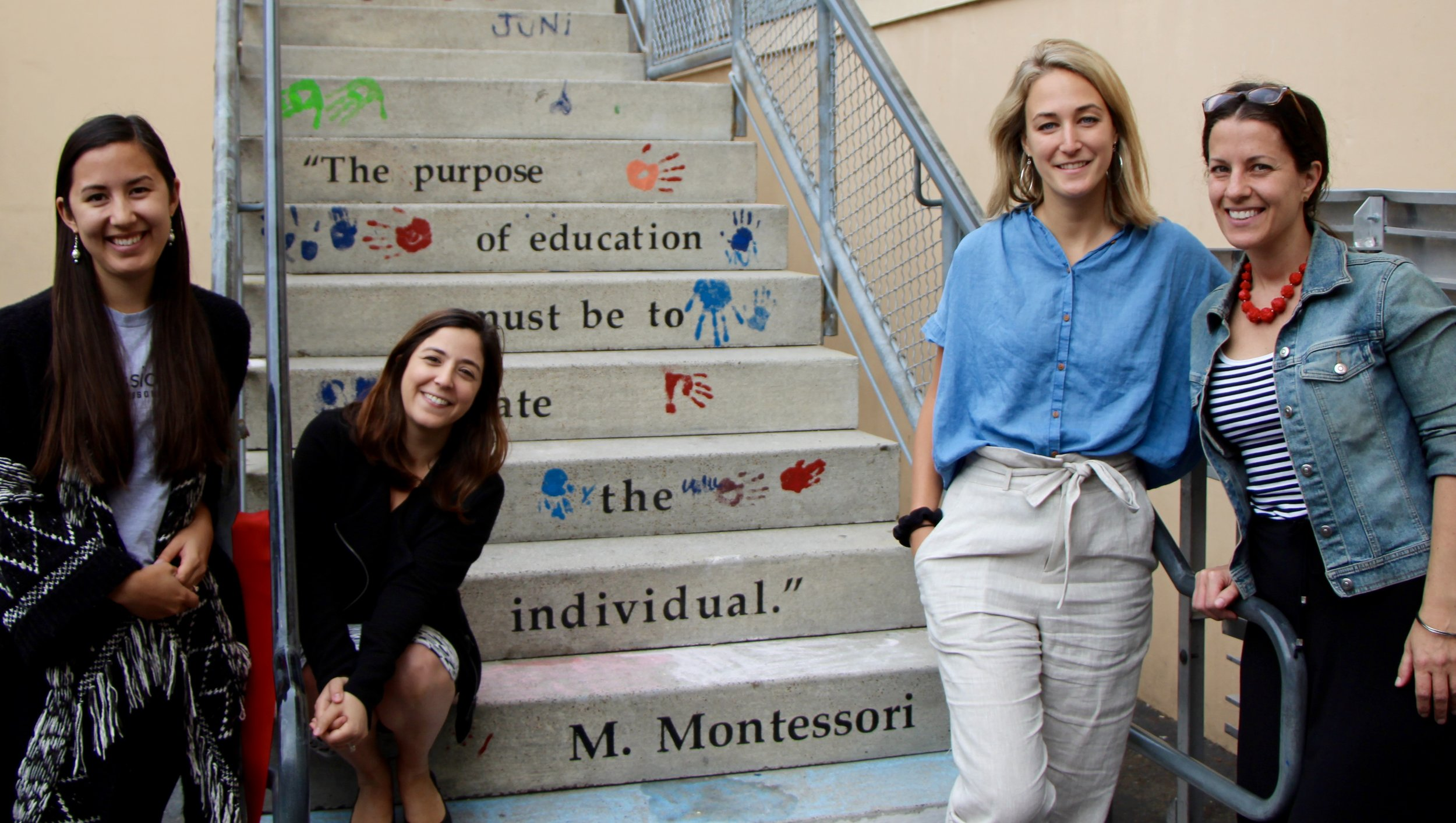 Schedule A Tour of Mission Montessori - Learn more about Montessori and its benefits for your childTake a walking tour of our campusMeet our teachers and staffObserve a classroom in action