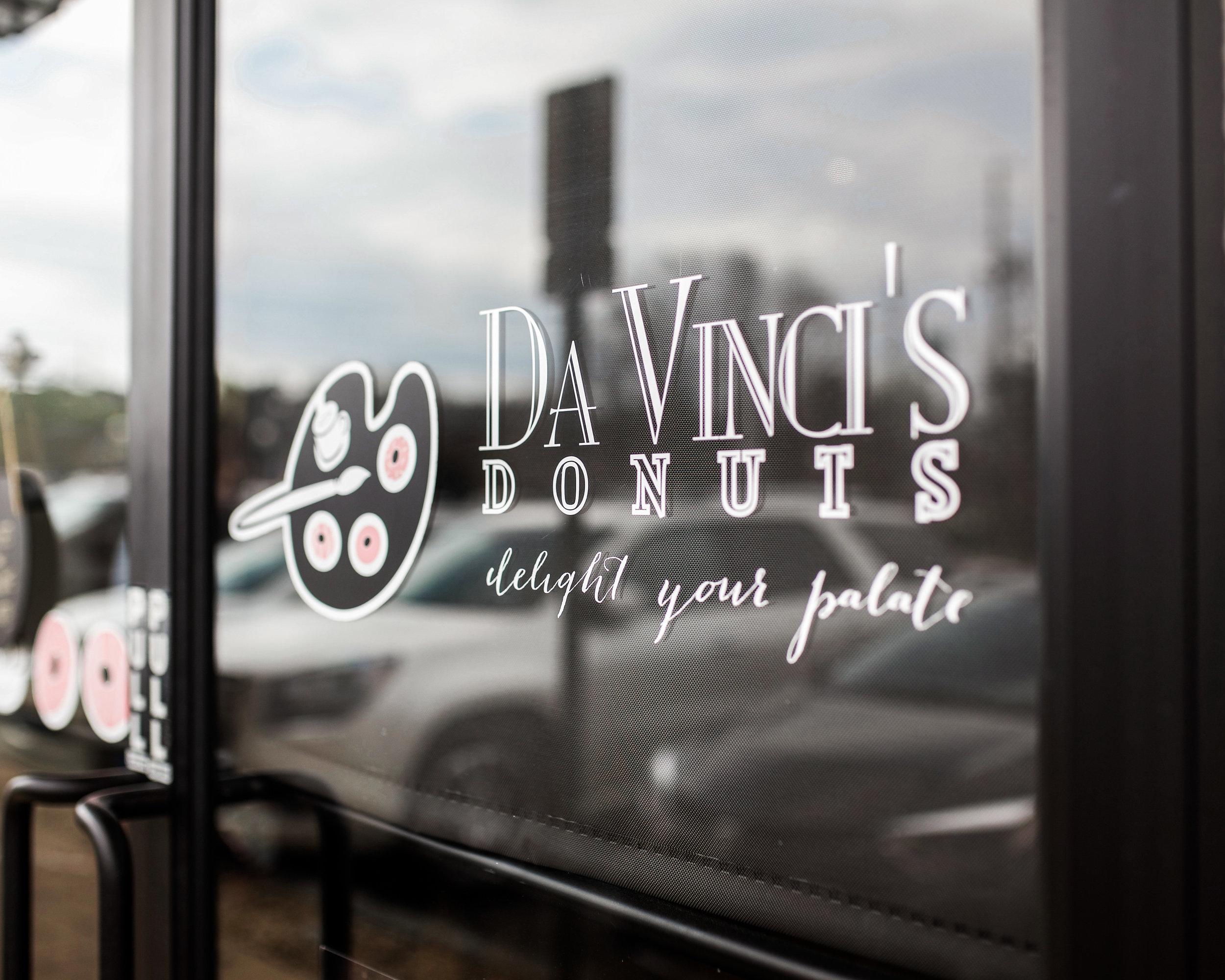 Da Vinci's donuts alpharetta, ga