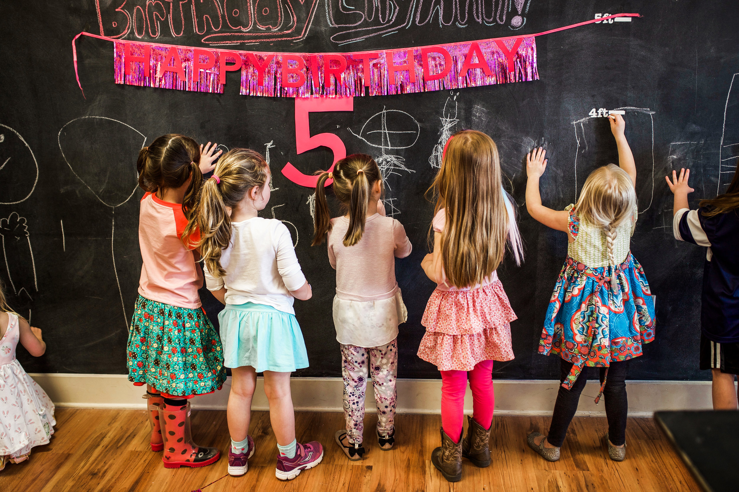 alpharetta birthday party photography