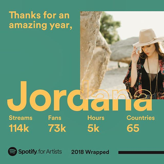 Wow! What a year indeed - part of me still can't believe this! Thank you all for the love and support - see you in 2019! 😁💜🎉💃🏻🍾